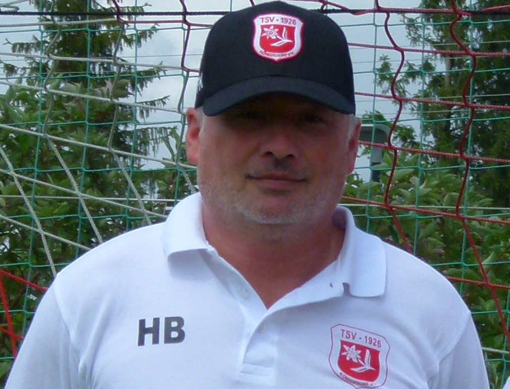 Co Trainer Holger Baldus